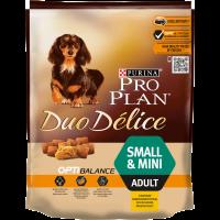 Пълноценна храна Pro Plan® DUO DELICE с Пиле за кучета в зряла възраст от малки породи, суха храна, 700 g