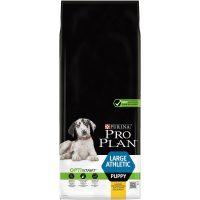 PURINA® PRO PLAN® Dog Large Puppy Athletic с OPTISTART® за малки кученца от едри атлетични породи, суха храна, Пиле, 12 kg