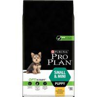 PURINA® PRO PLAN®Dog Small & Mini Puppy с OPTISTART® за малки кученца от дребни и мини породи, суха храна, Пиле,7 kg