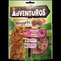 PURINA® ADVENTUROS ® Nuggets Лакомства за кучета в зряла възраст, Глиганско, 90g