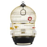 CAGE BALI BRASS – клетка за птици Ø43,5xH 68,5 см