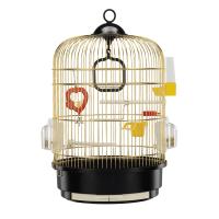 CAGE REGINA BRASS – клетка за птици Ø32,5xH 48,5 см