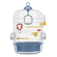 CAGE REGINA WHITE – клетка за птици Ø32,5xH 48,5 см