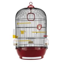 CAGE DIVA black – клетка за птици Ø40xH 65 см