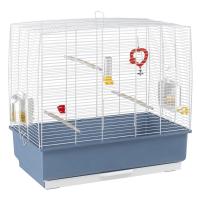 CAGE REKORD 4 WHITE – клетка за птици 59х33х57см