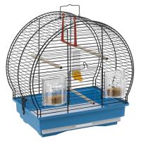 Luna 1 Black – клетка за птици 40×23,5×38,5 см