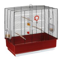 CAGE REKORD 3 BLACK – клетка за птици 49х30х48,5 см