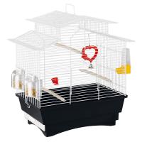 CAGE PAGODA WHITE – клетка за птици 47×29,5×50 cm.