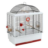 CAGE PALLADIO 3 BLACK – клетка за птици 49х30х65 см