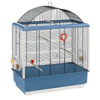 CAGE PALLADIO 4 BLACK – клетка за птици 59х33х75 см