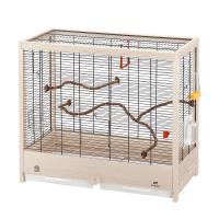 GIULIETTA 5 – дървена клетка за птици 69х34,5х58 см