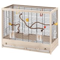 GIULIETTA 6 – дървена клетка за птици 81х41х64 см