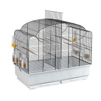 CAGE CANTO BLACK – клетка за птици 71х38х60,5 см