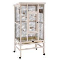 CAGE WILMA – дървена клетка за птици 83х67хh158,50см