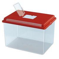 GEO EXTRA LARGE – контейнер за рибки и кост. 11л 35