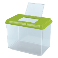 GEO MAXI – контейнер за рибки и кост.21л 41,3х26х29,8 см