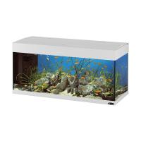 DUBAI 100 WHITE – аквариум 190л, 101х41х53 см, бял