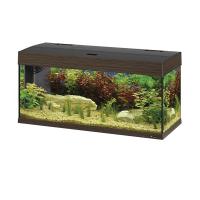 DUBAI 100 MAHOGANY- аквариум 190л, 101х41х53 см, махагон