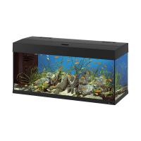 DUBAI 100 BLACK – аквариум 190л, 101х41х53 см, черен