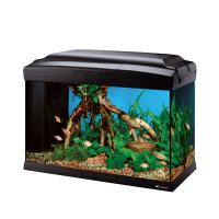 CAYMAN 50 PROFESIONAL – 40л оборудван аквариум , черен, 52x27x38см