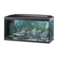 CAYMAN 110 PROFF. – 230 л аквариум , черен,110х45х58,5 см