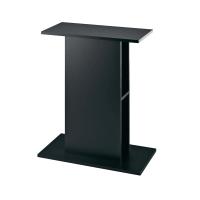 STAND 60 – маса за аквариум Capri 60 – цвят черен 62.5×34.5×73см