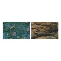 BLU 9045 – фон за аквариум 80х40 двулицев