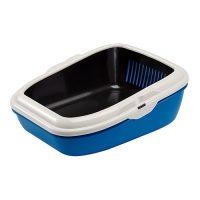 BIRBA – котешка тоалетна със сито / в три цвята /55,5х45,5х22 см