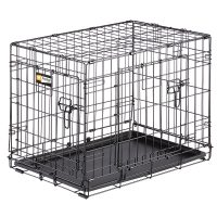 DOG-INN 60 – малка сглобяема клетка за дома и при пътуване 64,1х44,7х h49,2 cm