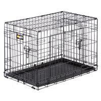 DOG-INN 75 – средна сглобяема клетка за дома и при пътуване 77,4х48,5х h54,6 cm