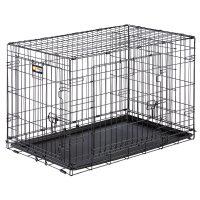 DOG-INN 90 – средна сглобяема клетка за дома и при пътуване 92,7х58,1х h62,5 cm
