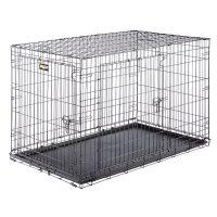 DOG-INN 120-голяма сглобяема клетка за дома и при пътуване 123,8х76,2х h81,2 cm