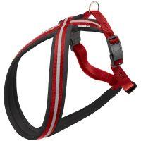 DAYTONA CROSS P XL – светлоотразителен нагръдник – червен