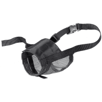 Muzzle net black large – намордник голям