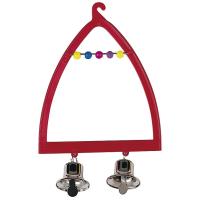 PA 4058 – пласт. люлка за птици съпзвънчета