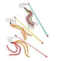 PA 5001 – играчка за котка – въдица с въжета