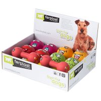 PA 5570-латексови играчки за кучета-14 бр. различни видове и цветове.