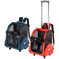 TROLLEY – количка за кучета – синя или червена 32x28xh51cm
