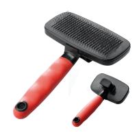 GRO 5956 – четка с бутон за лесно отстраняване на космите