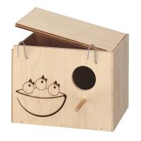 NIDO NEST MINI – малка дървена къща за птици
