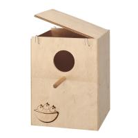 NIDO NEST EXTRA LARGE – дървена къща голяма за птици