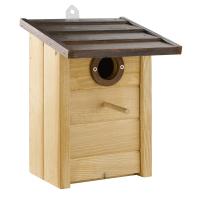 NATURA N5 NEST – дървена къща за птици