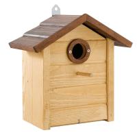 NATURA N6 NEST – дървена къща за птици