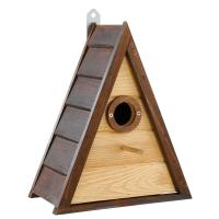 NATURA N7 NEST – дървена къща за птици