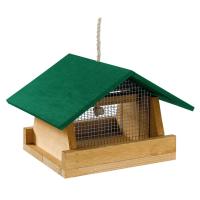 NATURA F1 OUTSIDE FEEDER – дървена къща за птици