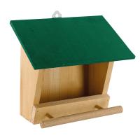 NATURA F4 – външна дървена къща за птици