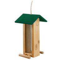 NATURA F5 – външна дървена къща за птици/18,5;16;3