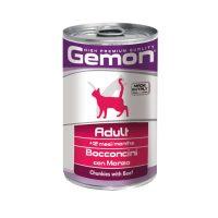 Chunkies Adult with Beef  415 гр  – Консерва хапки за котки в зряла възраст с телешко