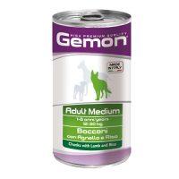 Adult Medium Lamb and Rice – За кучета над 1 г., 12-30кг, консерва хапки с агнешко и ориз – 1.25kg