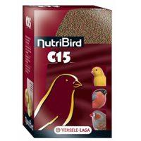 Nutri Bird С15 – Поддържаща храна за канари и финки